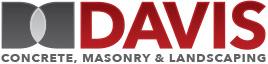 davis concrete logo